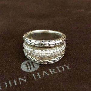John Hardy Classic Chain Ring